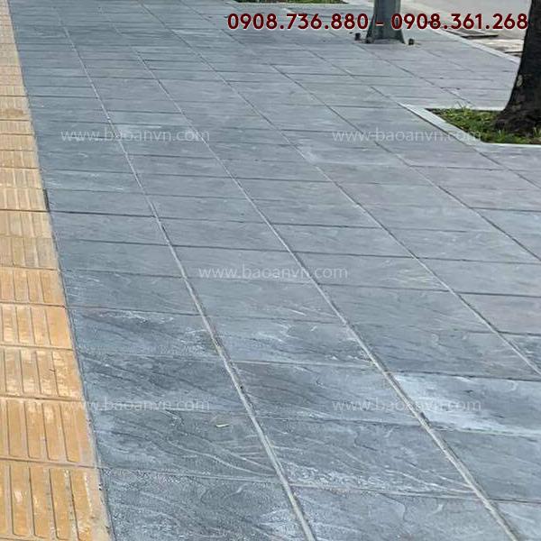 Khuôn gạch lát sân giả đá Coric - Mã 002129
