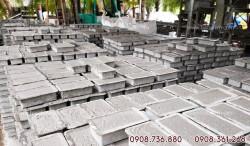 Sản xuất & cung cấp khuôn đúc gạch xi măng giá tại xưởng