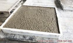 Quy trình sản xuất gạch terrazzo, gạch lát vỉa hè bằng khuôn nhựa