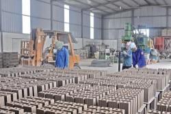 Đẩy mạnh đẩu tư sản xuất gạch không nung