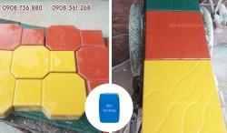 Công dụng keo tạo bóng cho gạch trong sản xuất gạch không nung