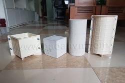 Khuôn bê tông - Mẫu khuôn không thể thiếu trong nghành xây dựng