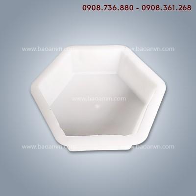 Khuôn gạch lục giác 6cm - Mã 001131