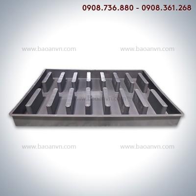 Khuôn bê tông nắp tấm đan - Mã 001136