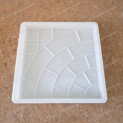 035-Rẻ quạt 5 vòng ô vuông